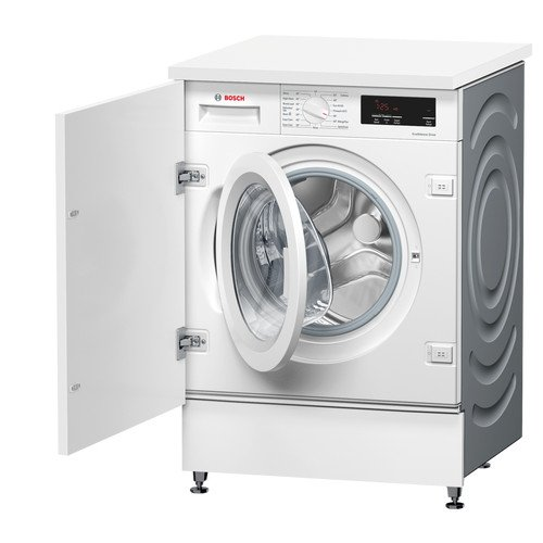 Bosch WIW28301GB Integrated Washing Machine 8kg - White - A+++ Energy Rated Main