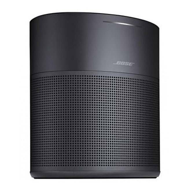 Image of Bose Home Speaker 300 Smart Speaker with Amazon Alexa and Google Assistant Black
