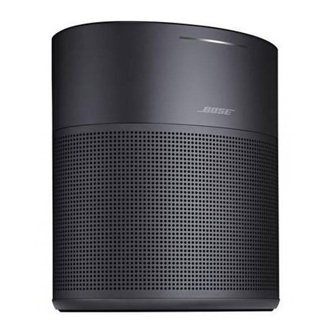 Bose Home Speaker 300 Smart Speaker with Amazon Alexa and Google Assistant Black