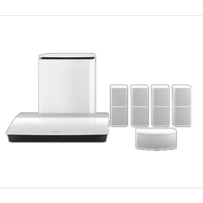 Bose® Lifestyle® 600 Home Cinema System in White