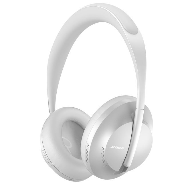 Bose Noise Cancelling Headphones 700 in Silver