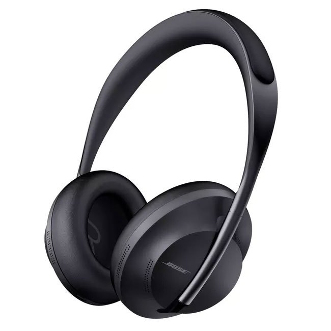 Bose Noise Cancelling Headphones 700 in Black