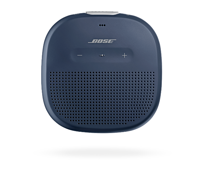 Image of Bose SoundLink Micro Bluetooth Speaker Midnight Blue