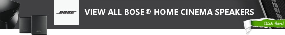 Bose Lifestyle System | Home Cinema | Multi Room Audio