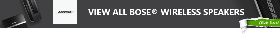 Bose Wireless Speakers | Portable Audio | Multi Room Audio