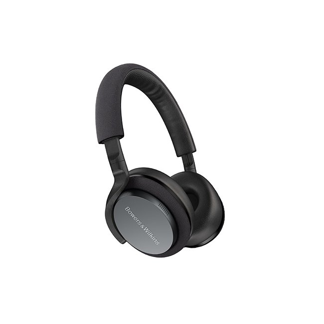 Bowers & Wilkins PX5 On-Ear Noise Cancelling Wireless Headphones Space Grey