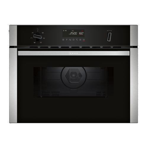 Neff C1AMG84N0B 44 Litre Combination Microwave - Stainless Steel Main Image