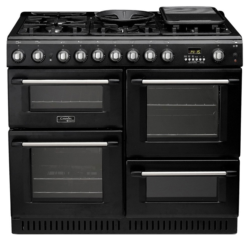 Hotpoint Cannon CH10756GFS 1000 FSD Gas Range Cooker Anthracite