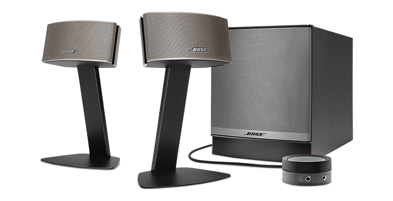 Image of Bose Companion 50 Multimedia Speaker System