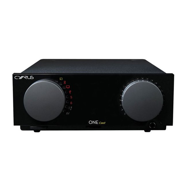Cyrus ONE CAST HIFI Streaming Amplifier