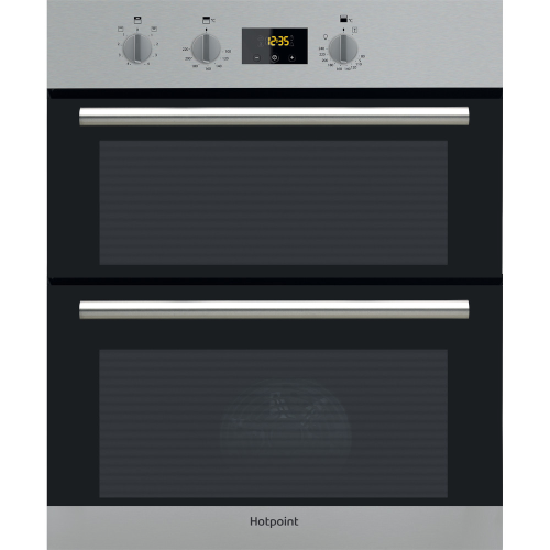 Hotpoint DU2540IX Double Oven Electric Oven Stainless Steel