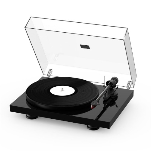 Project Debut Carbon EVO Turntable High Gloss Black