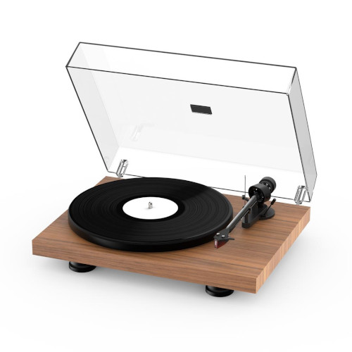 Project Debut Carbon EVO Turntable Walnut
