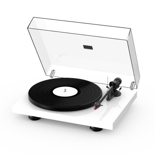 Project Debut Carbon EVO Turntable High Gloss White