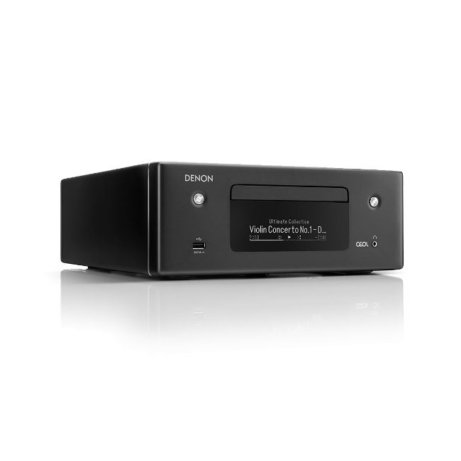 Denon CEOL N10 RCDN10 HiFi Network CD Receiver Black with HEOS Built-in
