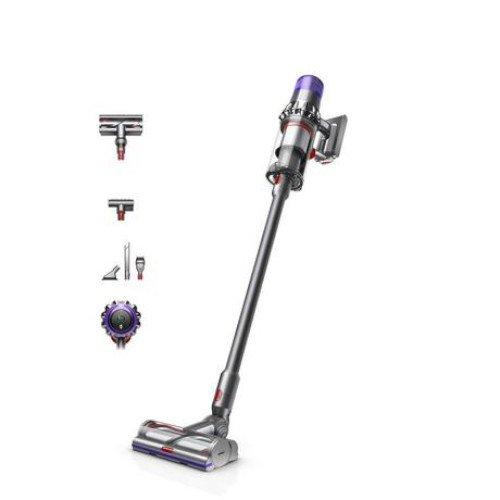 Image of Dyson V11 Torque Drive Cord-Free Vacuum Cleaner - Nickel-Iron