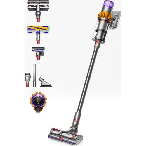 Image of Dyson V15 Detect Absolute Cordless Stick Cleaner - 60 Minute Run Time