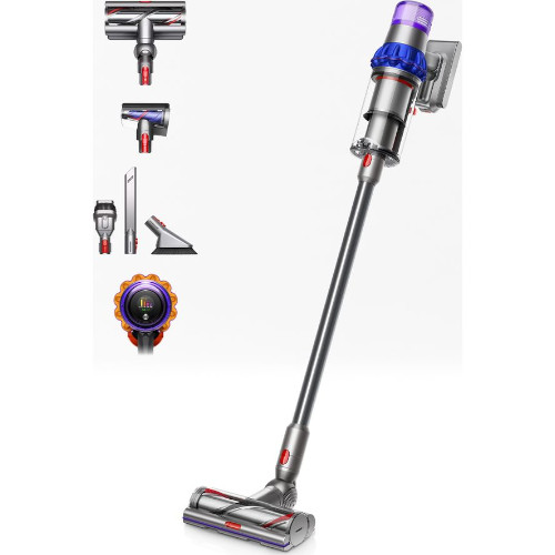 """Image of Dyson V15 Detect Animal Cordless Stick Cleaner """" 60 minutes Run Time"""