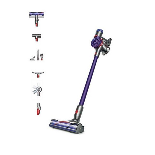 Image of Dyson V7 Animal Extra Cordless Vacuum Cleaner 30 Minute Run Time