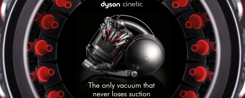 Dyson Cinetic at electricshop.com