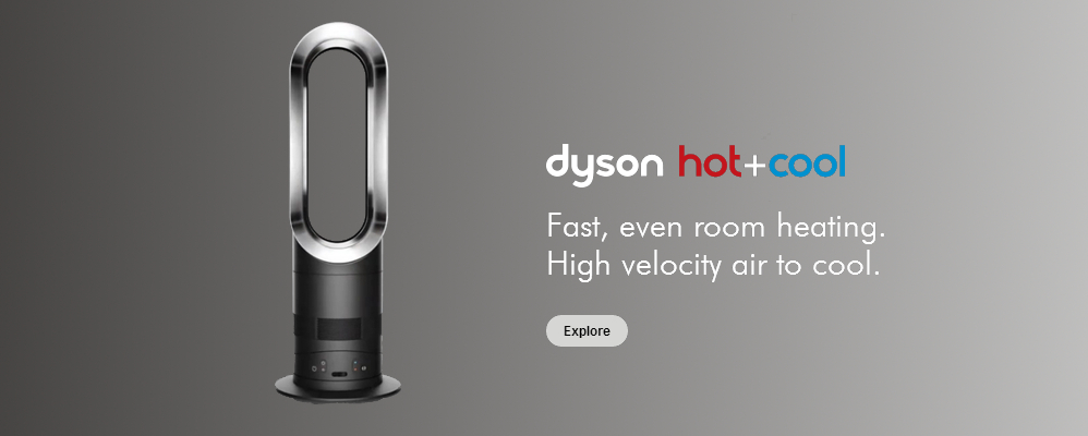 Dyson Hot+Cool Air Multiplier