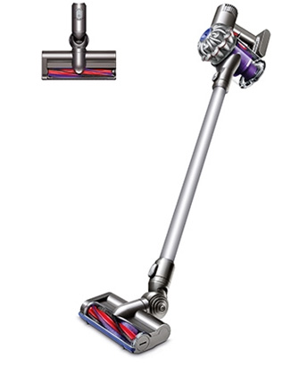 Dyson V6 Cordless Vacuum Cleaner with Motorised head and Docking Station