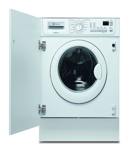 Electrolux EWX147410W Integrated washer dryer In White
