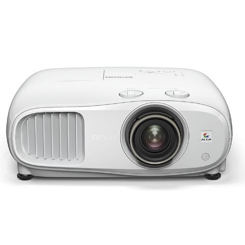 Image of Epson EH-TW7100 - 3LCD projector - 3D - white