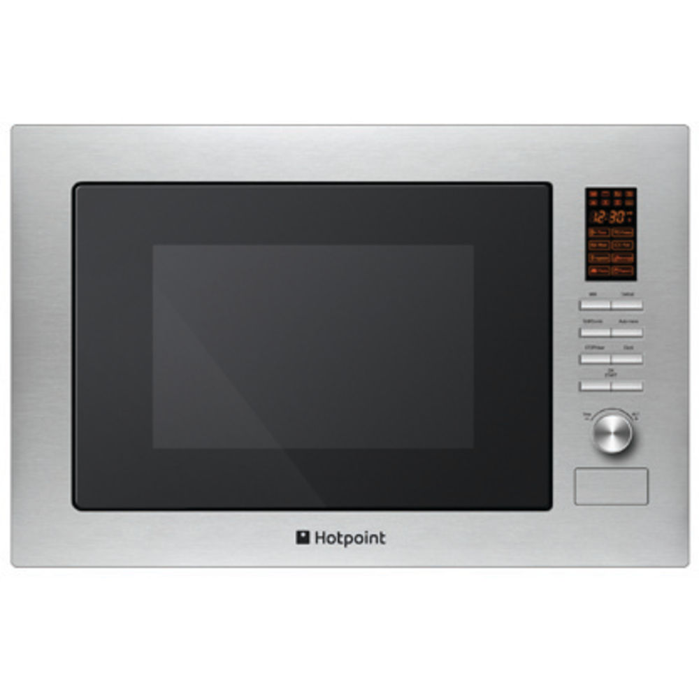 Hotpoint MWH222.1X Microwave with Grill in Stainless Steel