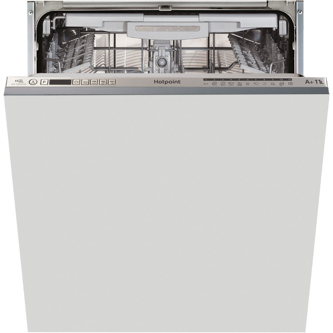 Hotpoint LTF11S112O Ultima Built-in Dishwasher