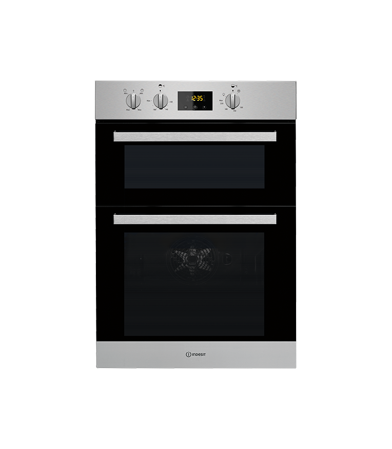 Indesit IDD6340IX Electric Double Built-in Oven