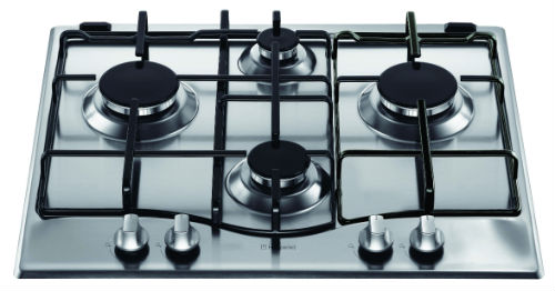 Hotpoint GC640IX 60cm Gas hob In Stainless Steel