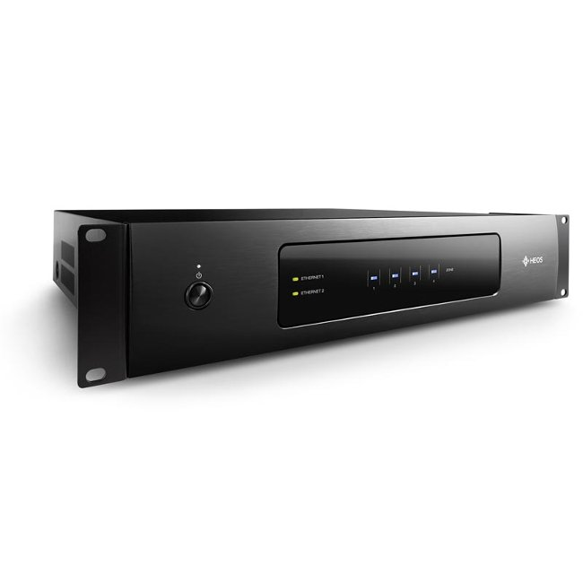 Denon HEOS DRIVE HS2 - 4 Zone Whole Home Audio Distribution System HEOSDRIVEHS2BKEM