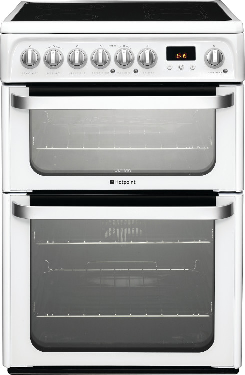 Hotpoint Hue61p Cooker Compare Prices At Foundem