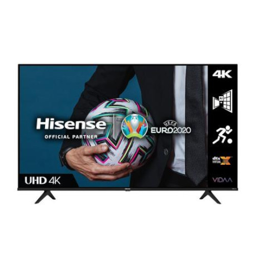 Hisense 55A6GTUK 55 inch 4K UHD HDR Smart TV with Alexa Google Assistant and Dolby Vision 2021