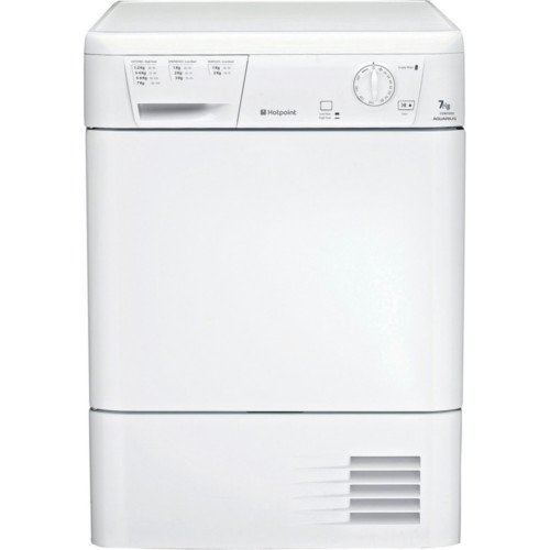 Hotpoint CDN7000BP 7kg Condenser Tumble Dryer White
