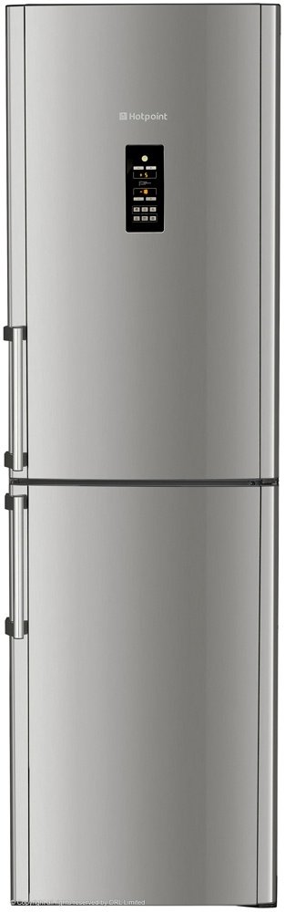 Hotpoint FFUG2013X Active Oxygen Frost Free Fridge Freezer Stainless Steel