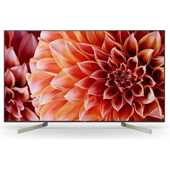 Sony BRAVIA KD55XF9005BU 55 inch 4K Ultra HD HDR Smart LED Android TV - Front