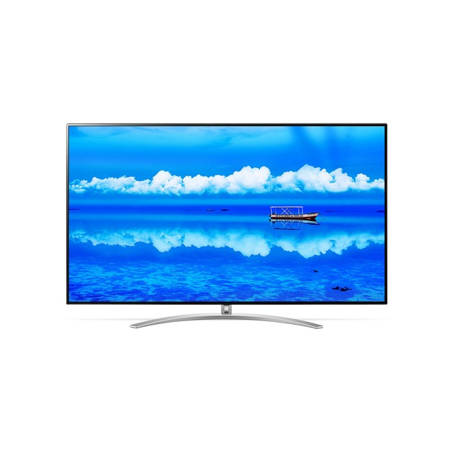 LG 55SM9800PLA 55 Inch LED HDR NanoCell 4K Ultra HD Smart TV with Google Assistant - front