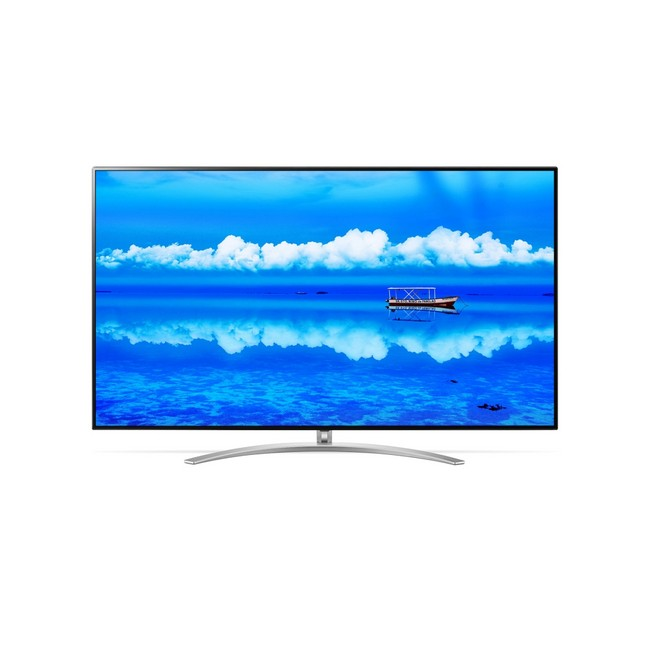 LG 65SM9800PLA 65 Inch LED HDR NanoCell 4K Ultra HD Smart TV with Google Assistant - front