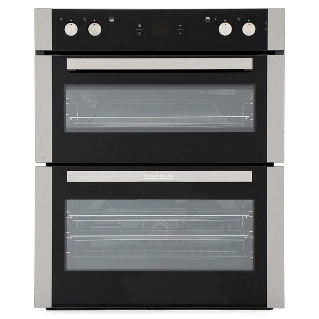 Blomberg OTN9302X Built In Built Under Programmable Electric Double Oven