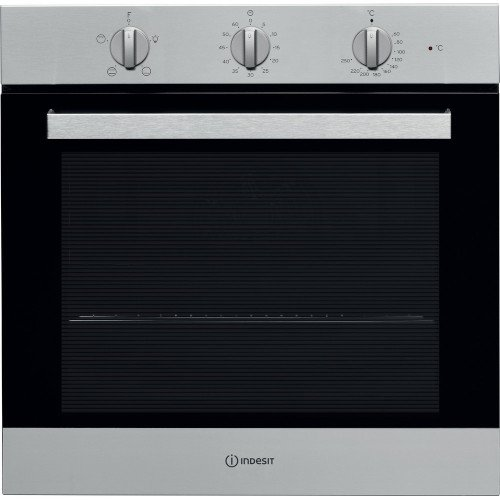 Indesit IFW6230IXUK Built-In Oven Stainless Steel
