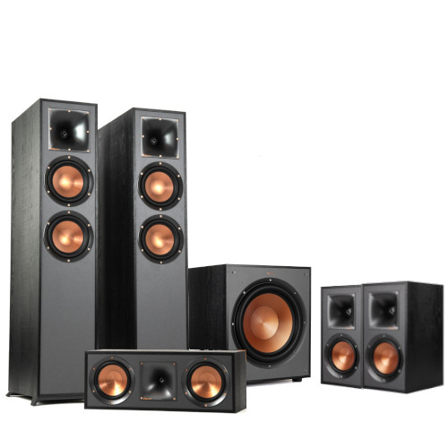 Klipsch R-625FA 5.1.2 Dolby Atmos Home Theatre System