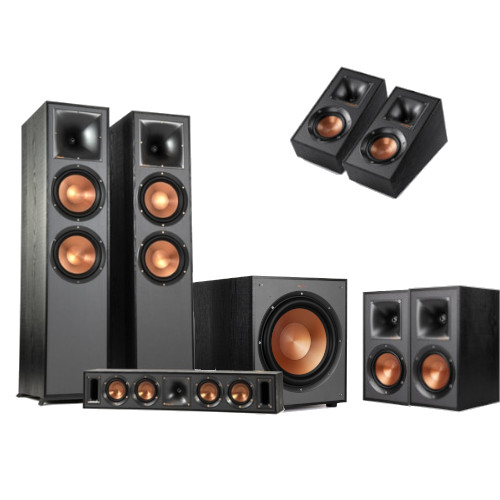 Klipsch R-625FA 7.1.2 Dolby Atmos Home Theatre System