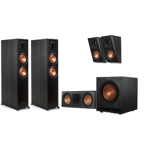 Klipsch RP-6000F 5.1 Reference Premiere Home Theatre System