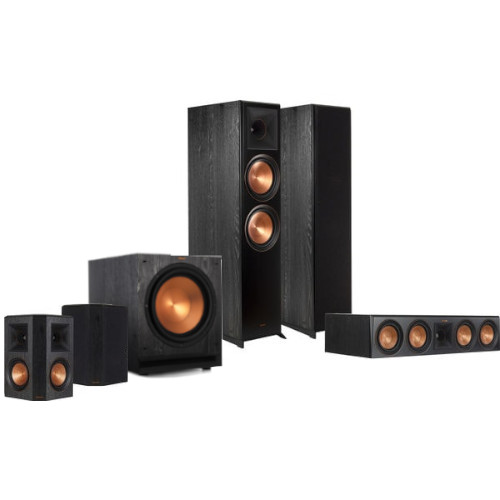 Klipsch RP-8000F 5.1 Reference Premiere Package with SPL 120 Sub