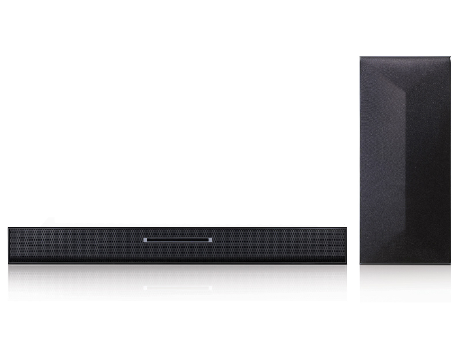 LG LAB550W 2.1 Channel SoundPlate with LG Smart and BluRay Playback