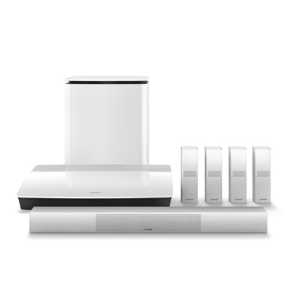 Bose® Lifestyle® 650 Home Cinema System in White