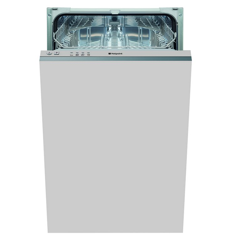 Hotpoint LSTB4B00 Aquarius Fully Integrated Slimline Dishwasher with 10 Place Settings