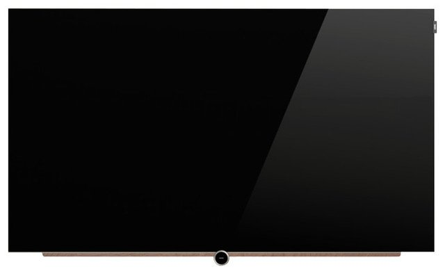 Loewe Bild 5.55 55 Inch 4K Ultra HD OLED Television in Piano Black with Integrated Hard Drive